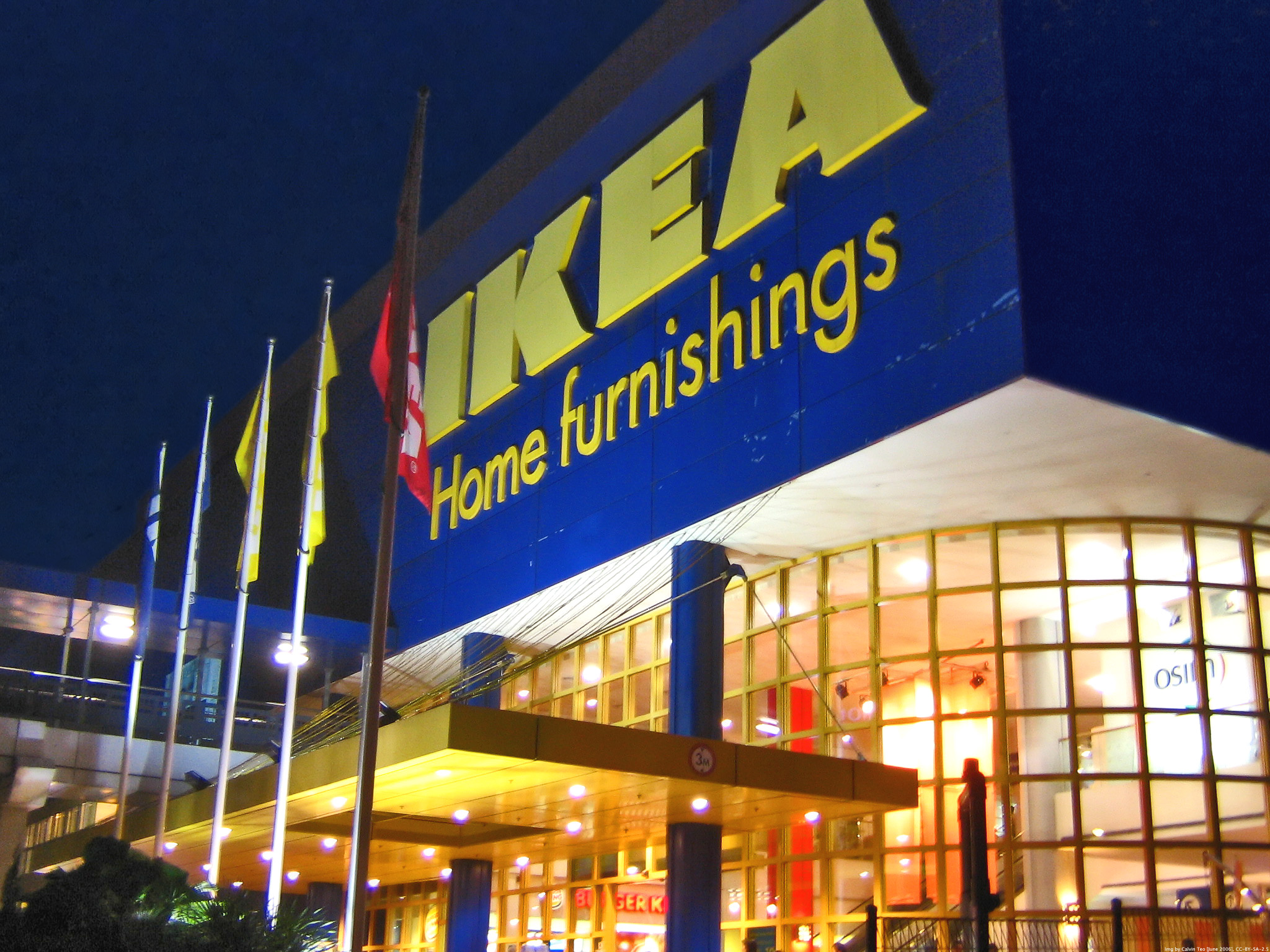Ingvar Kamprad Elmtaryd Agunnaryd, Or Better Known As IKEA, Is A  Swedish Based Furniture Store That Has Been Supplying The World With  Ready To Assemble ...